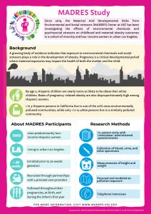 MADRES Cohort Fact Sheet Final